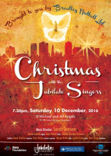 Christmas with the Jubilate Singers